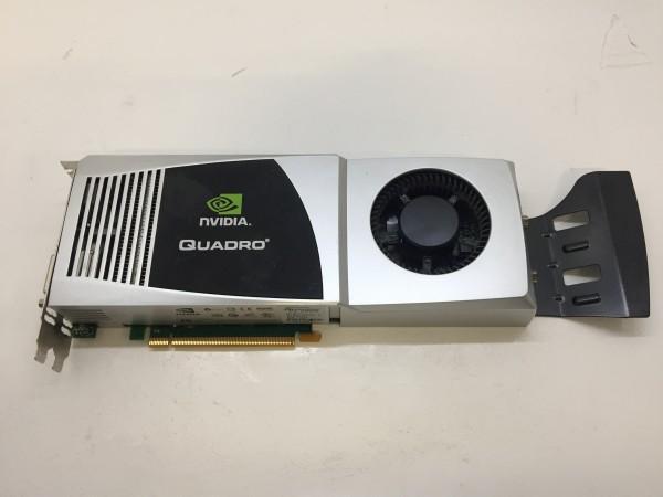Nvidia QUADRO FX4800 1,5GB Ram PCIe Grafikkarte 1xDVI 2xDisplayport